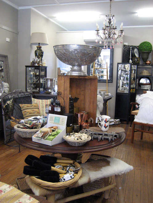 A curio shop in Tenterfield