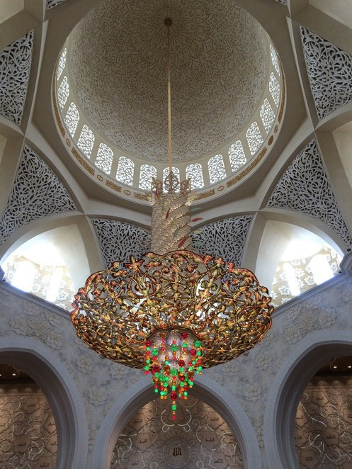 The Grand Mosque, tourist, worship,