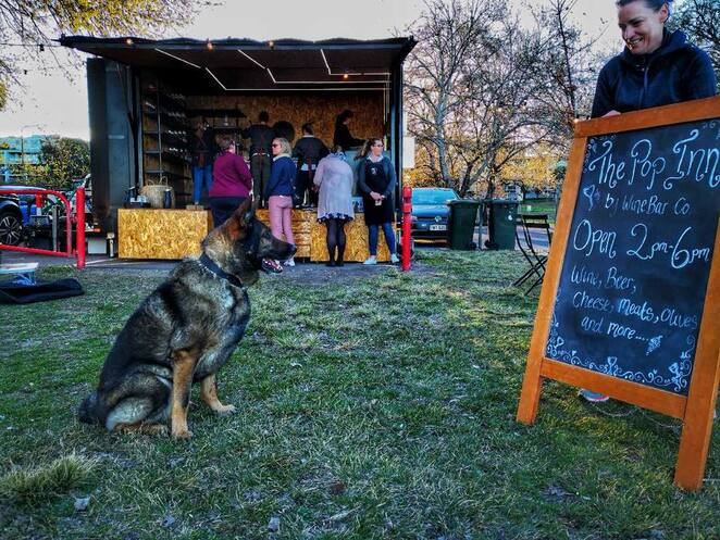 the pop inn, canberra, mothers day, wine, food trucks, wine, cheese platters, kids, dog friendly, ACT, canberra,