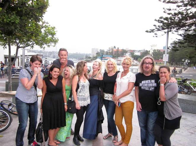 The Sinister Side of Manly Walking Tour, The Festival of Life