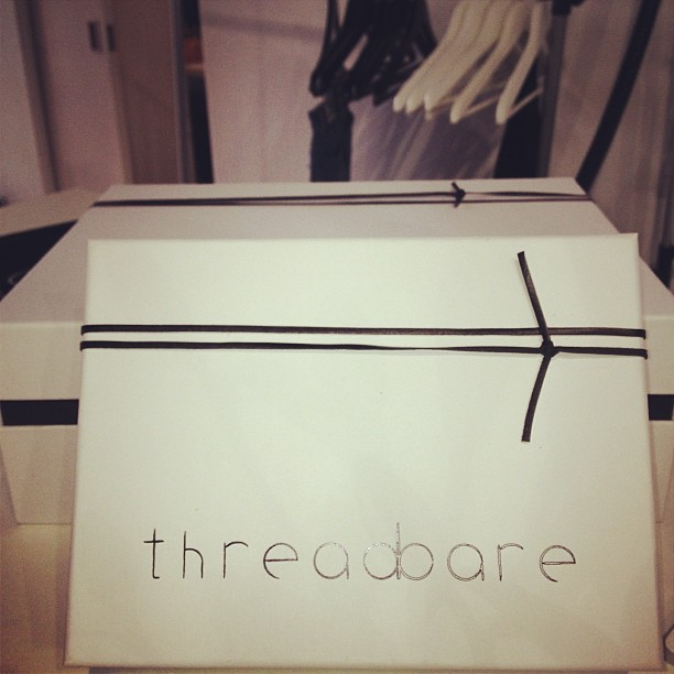threadbare, fashion, shop, retail, event, activity, shopping