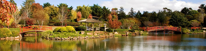 Toowoomba, Japanese Gardens, University of Southern Queensland