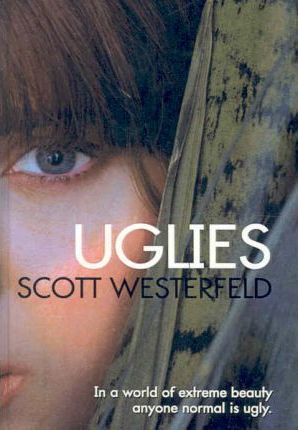 Uglies, Scott Westerfeld, sci fi for teens, sci fi for kids, science fiction books for young adults