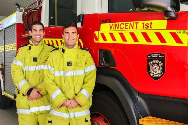 Vincent Fire Station Open Day!