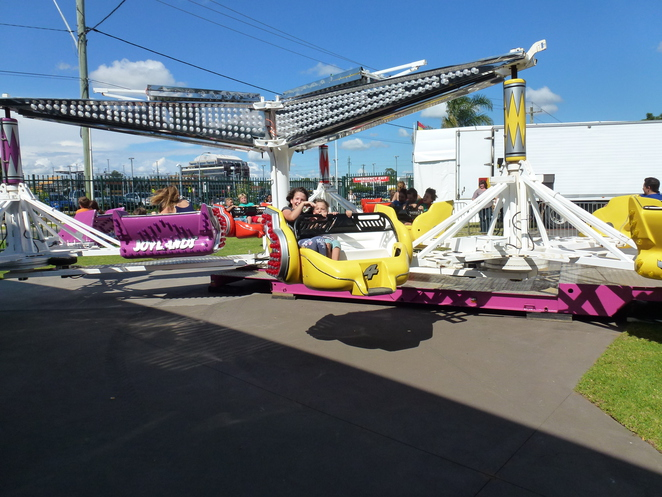 There are so many rides, you are sure to find one you like. The girls loved this one