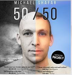 50/50, Michael Shafar, Comedian, Stand-up Comedian, testicular cancer
