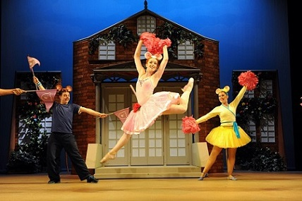 angelina ballerina the mousical qpac