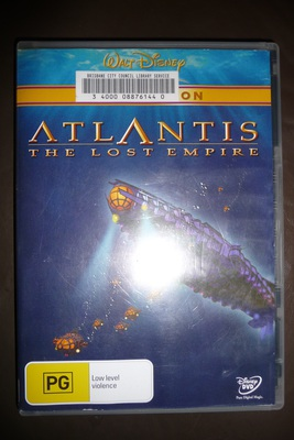 Atlantis the lost empire, Disney movie, Atlantis