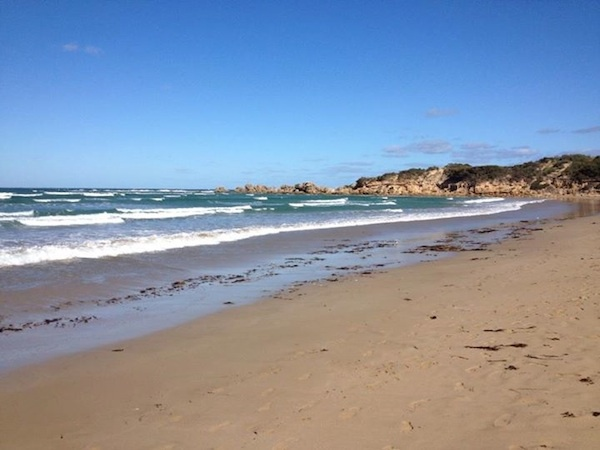 Back-beaches of the Mornington Peninsula