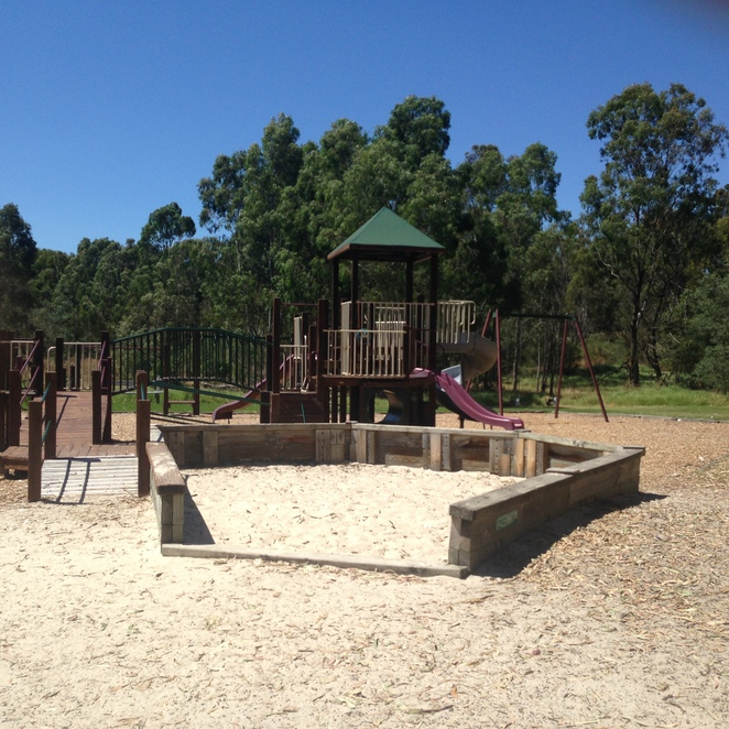 Birrarung Park Adventure Playground