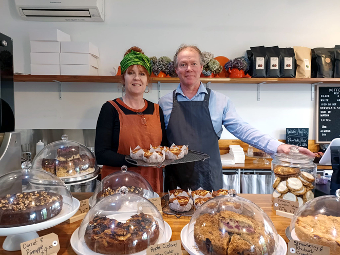 cakes, bakery, bakehouse, cafe, Healesville, cookies, cakes, slices, eat local, support local business, coffee, cafe, chai, takeaway