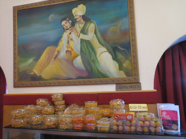 Chennai Palace, Indian Snacks and Sweets, Adelaide