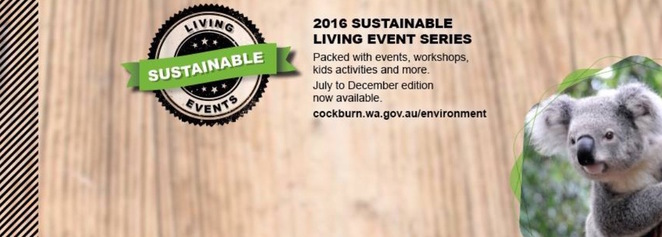 City of Cockburn Sustainable Living Free things Cockburn