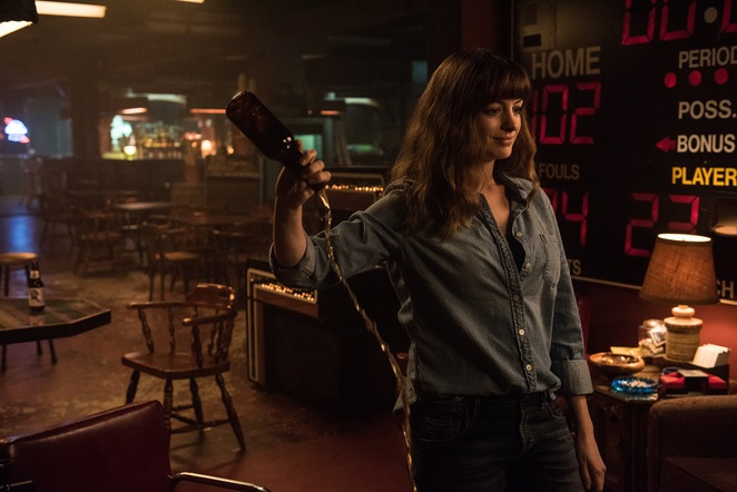 COLOSSAL movie, Anne Hathaway