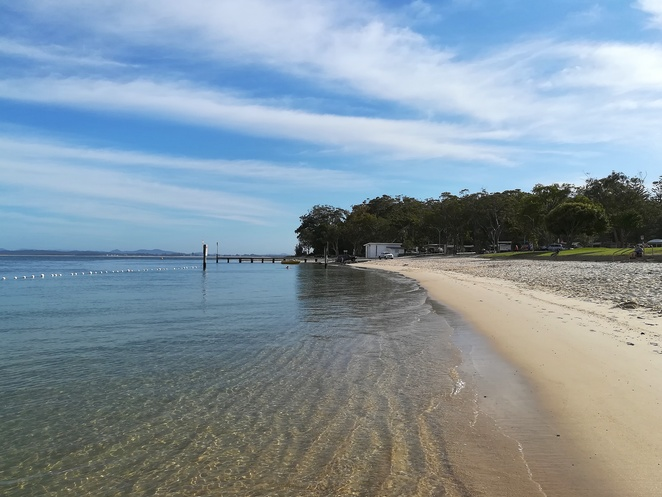 d'Albora Marinas, wlaks, nelson bay, little beach, NSW, port stephens, scenic walks, walks from nelson bay, coast walk, beaches, bays, walking paths, easy walks, NSW, port stephens, best walks in nelson bay, little beach, swimming areas, boat ramp, cafes, things to do,