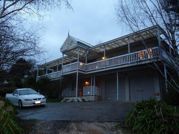 Daylesford House by the Lake