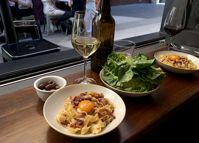 dear sainte eloise, potts point, sydney eats, wine bar sydney, italian food sydney