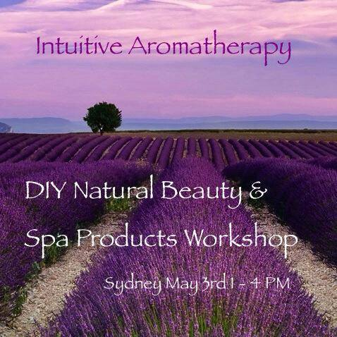 DIY Natural Beauty and Spa Products Aromatherapy Workshop, SzeWing Yip, Intuitive Coaching, Life and Balance Centre, Glebe