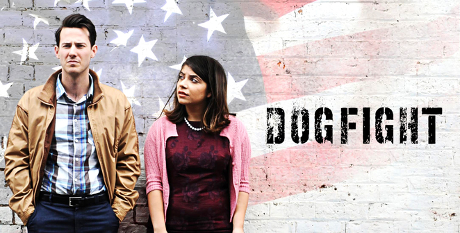 dogfight, chapel off chapel, theatre, play, actors, performing arts, hayes theatre co, doorstep arts, darylin ramondo, alex woodward, olivia charalambous, zoy frangos, sally bourne, angelique helman, rhiannon irving