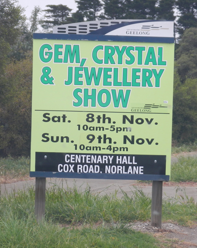 Gem, Crystal & Jewellery Show 2014