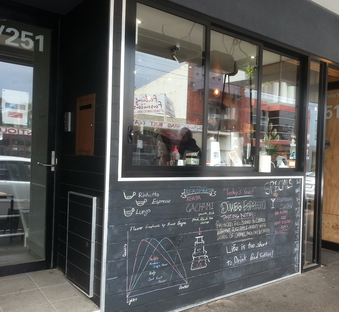 Einstein's 251, cafe, caulfield, breakfast, hawthorn road