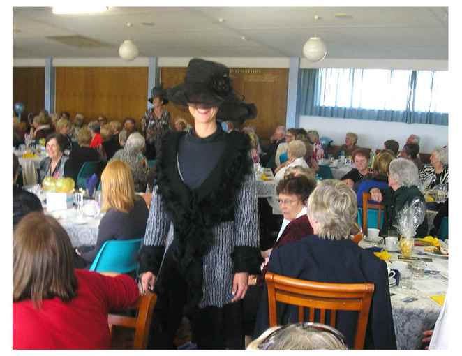 Fashion Parade at Australia's Biggest Morning Tea in support of the Cancer Council