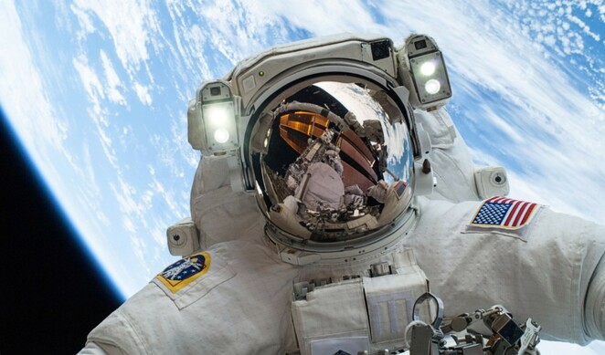 fed square's interview with an astronaut, community event, fun things to do, online event, world space week, nasa astronaut, exclusive space interview, dr andrew morgan, spacefarer, space nut, community event, fun things to do