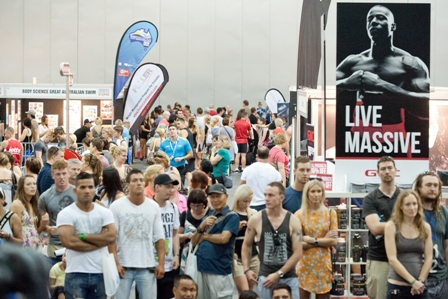 Fitness and Health Expo, 2013, Brisbane