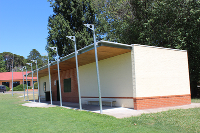 forestry oval, sports ovals, yarralumla 2, canteen, toilets