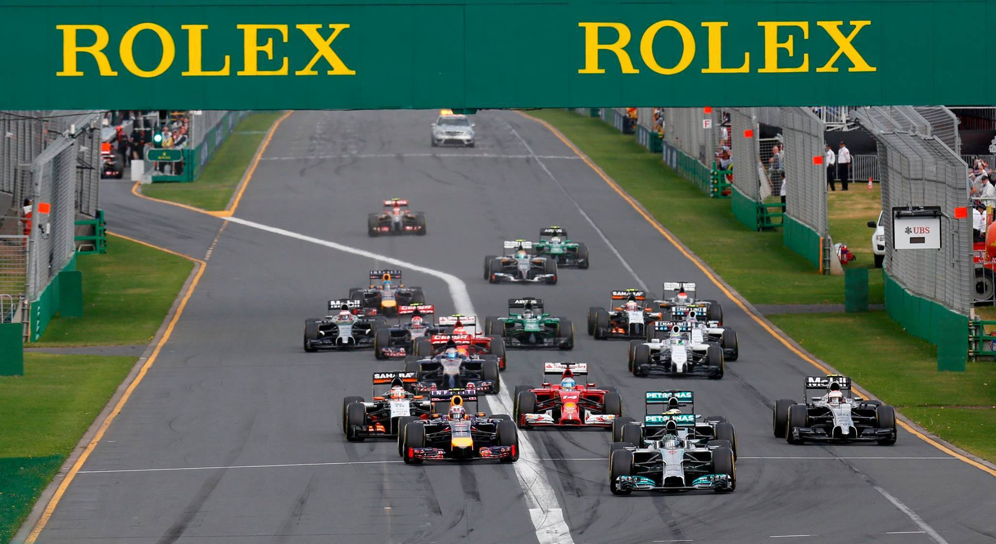 In pictures Melbournes Formula One Grand Prix protests
