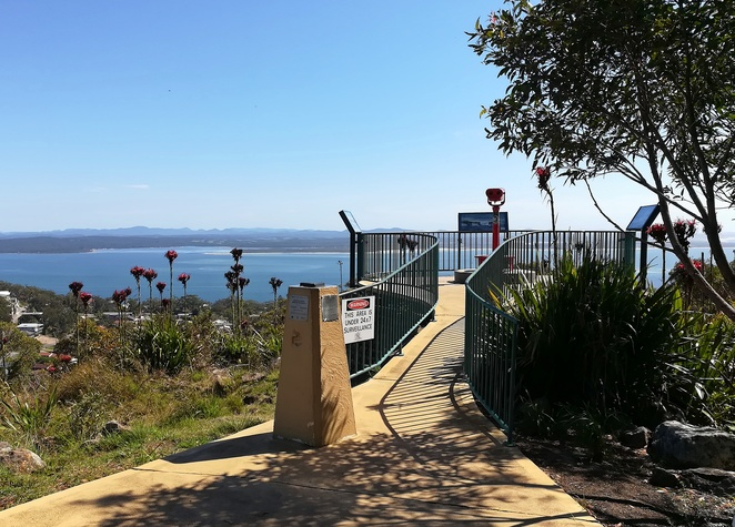 gan gan lookout, best lookouts in nelson bay, port stephens, NSW, tourist attractions, views, things to do, family friendly, lookouts, best lookouts in port stephens,