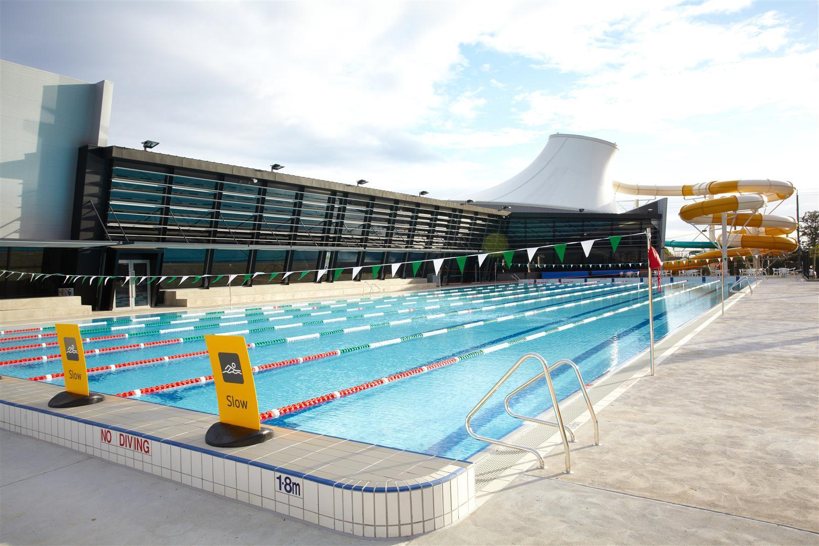 Glen eira sports and aquatic centre melbourne by a camera in melbourne for East boundary road swimming pool