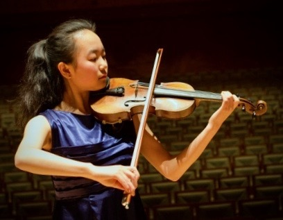 Grace Wu, String Sensations, Queensland Youth Orchestra