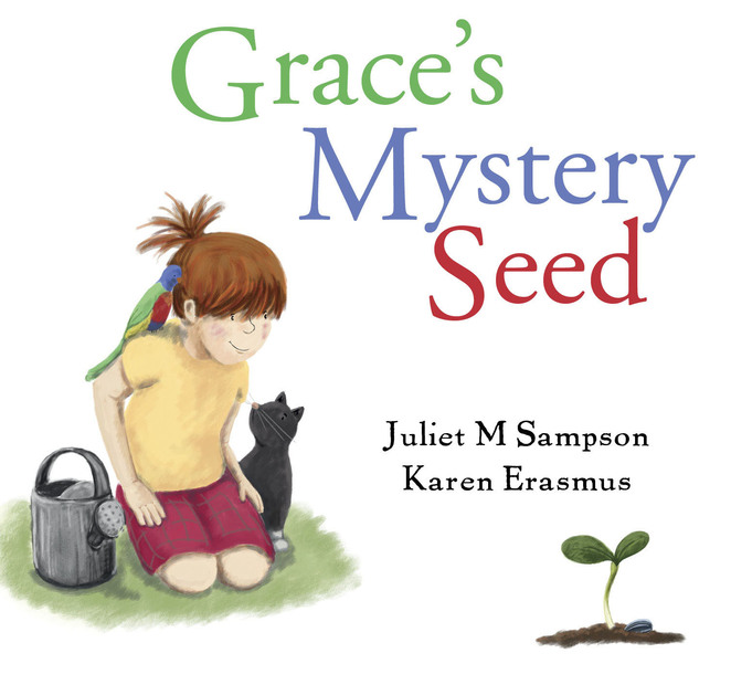 Grace's Mystery Seed Book Launch