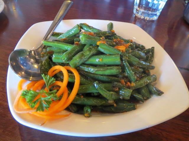 Hsin Fortuna, Dry Cooked String Beans, Adelaide
