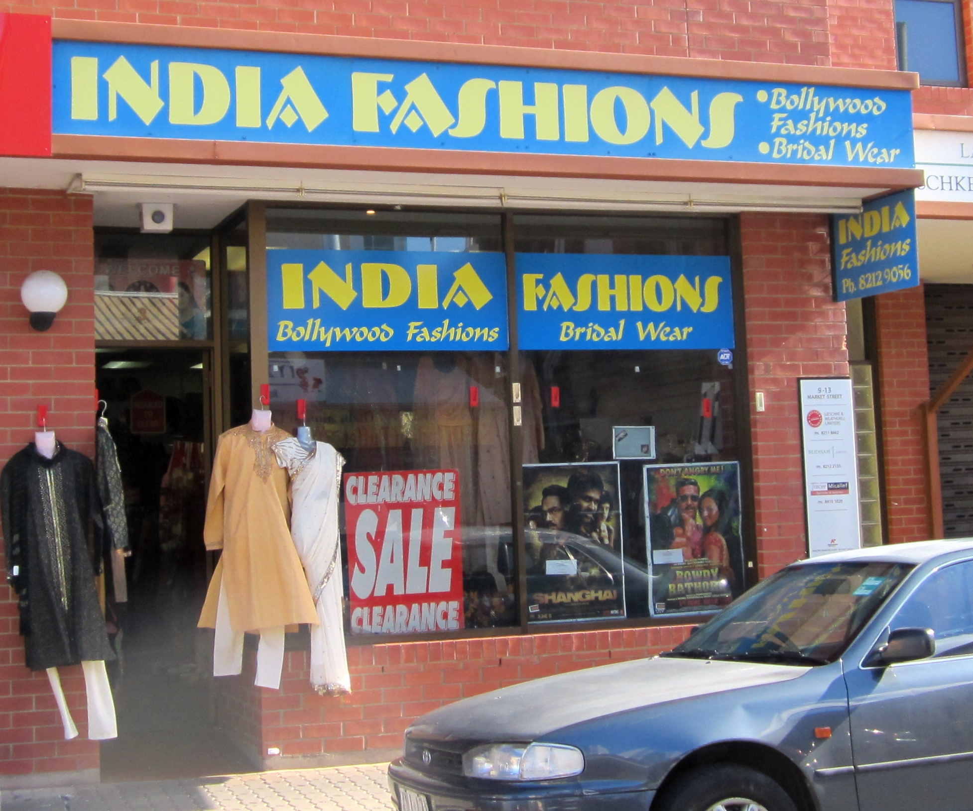Adelaide Fashion Shops