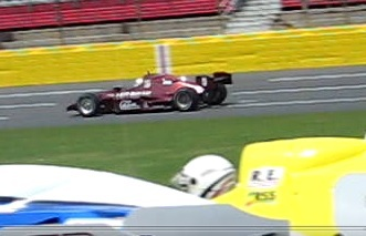Indy style race car, race track, race laps, race car laps, Mario Andretti Racing Experience, Charlotte Motor Speedway