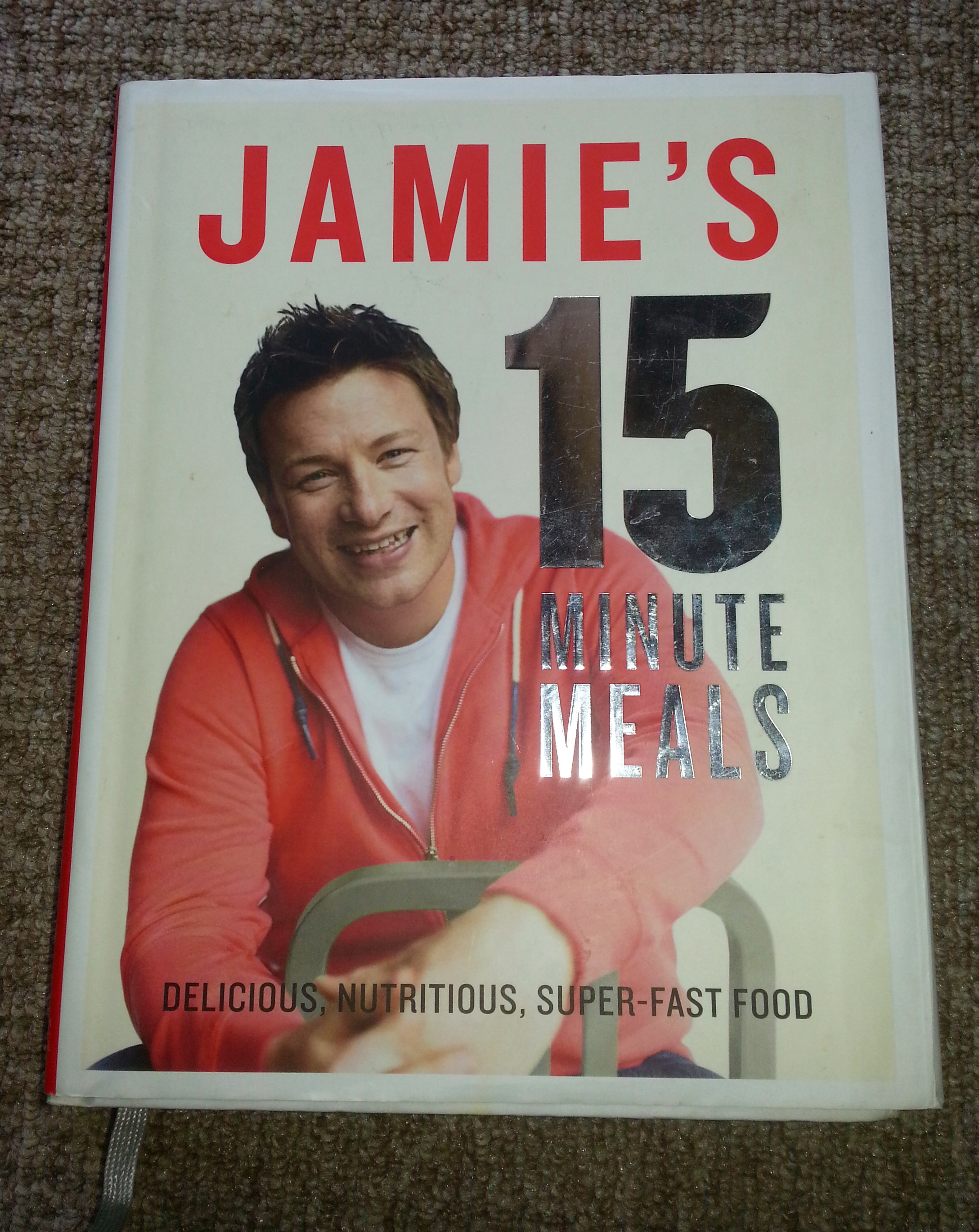 Jamie S 15 Minute Meals Book Review Everywhere