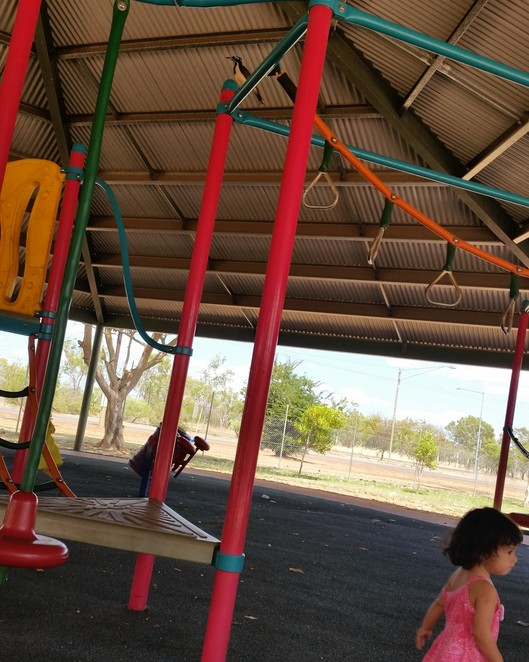 Katherine, Northern Territory, playground, free, free activities for children, outdoor play area