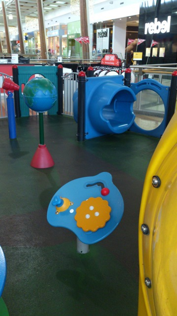 Knox City Shopping Centre playground