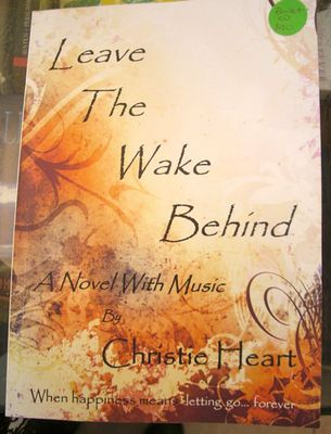 Leave the Wake Behind - front cover