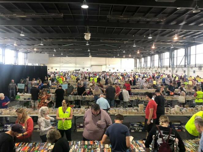 lifeline, bookfair, canberra, ACT, north, south, northside, southside, 2021, 2022, australia, charity, second hand books, lifeline, bookfair dates,