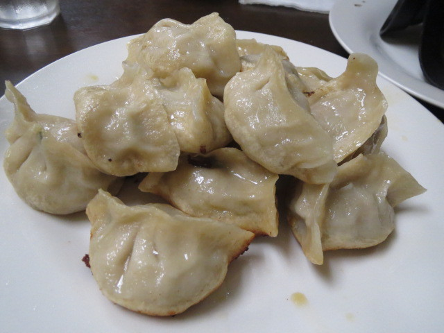 Master Jin Taste of China, Pork Dumplings, Adelaide