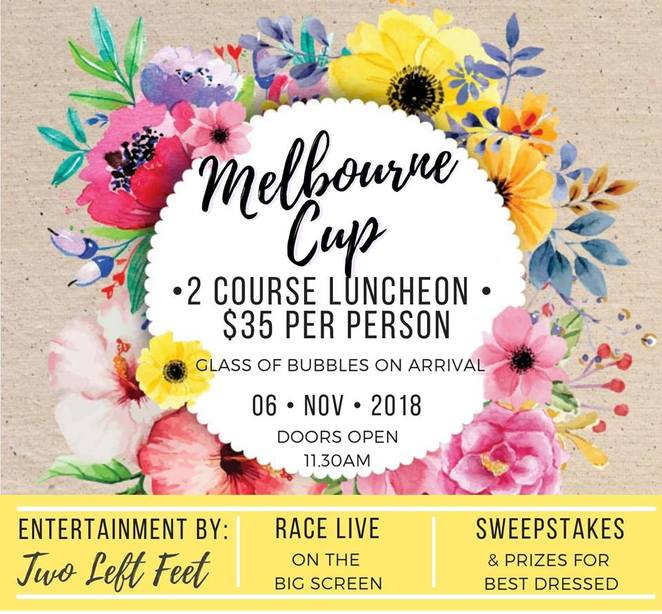 melbourne cup, soldiers point bowling club, port stephens, melbourne cup lunch, events, 2018, whats on, things to do, lunch, sweeps, prizes for best dressed, NSW, clubs,