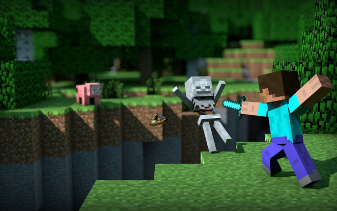 minecraft, game, gaming, free, activity, event, hyperdome, library, logan, loganholme