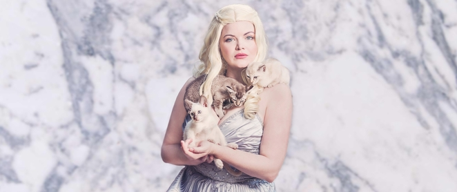 Mother of Kittens Courtesy of nataliebochenski.com