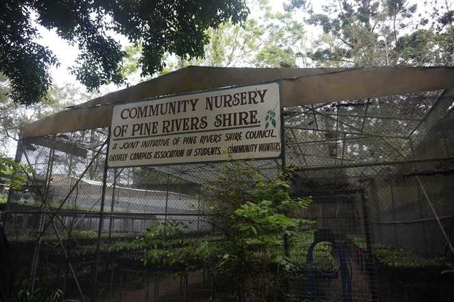 Native community nursery