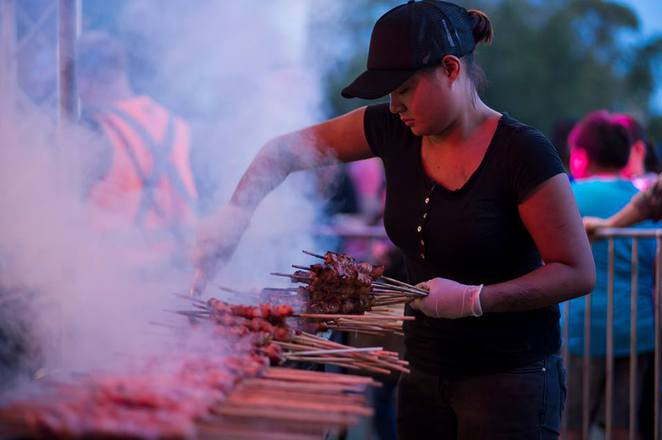 night noodle markets, canberra, 2016, enlighten festival, ACT, events in canberra,