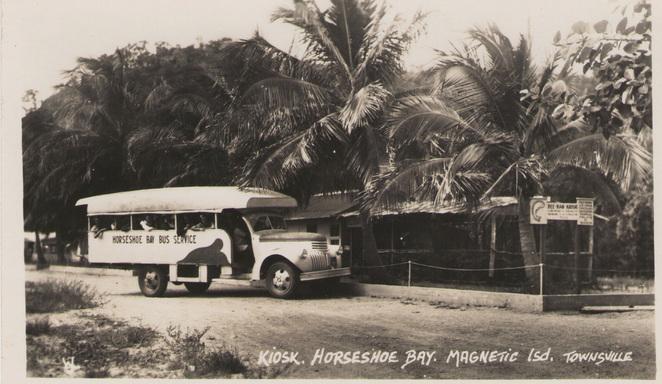 Old Horseshoe Bay Kiosk