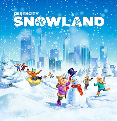 Perth City Snowland